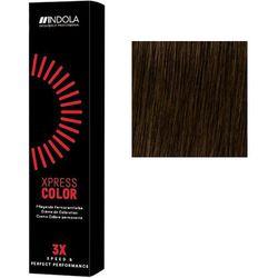 Крем-краска XpressColor, 5.00 светлый коричневый интенсивный натуральный, 60 мл