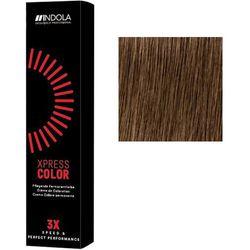 Крем-краска XpressColor, 6.03 темный русый натуральный золотистый, 60 мл