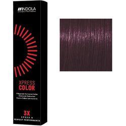 Крем-краска XpressColor, 6.77 темный русый фиолетовый, 60 мл