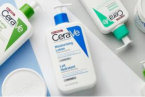 Уход за кожей с брендом CeraVe